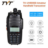 TH-UV8000D Dual-Band Amateur Radio Transceiver VHF/UHF 2-Way 128CH FM Repeater