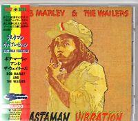 Bob MARLEYRastaman Vibration - Japan with OBICDIsland 4988011348358- RARE -