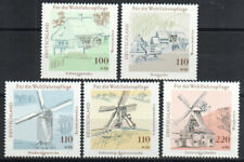 Germany Stamp - Windmills Stamp - NH