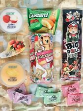 ASIAN SNACK BOX 12 pcs (Japanese, Korean, Chinese, Candy, Gummy and Snacks)