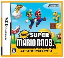 USED Nintendo DS New Super Mario Bros. game soft