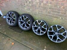 Vauxhall Corsa VXR 18 inch Wheels Alloys Vectra Astra Insignia Winter Tyres