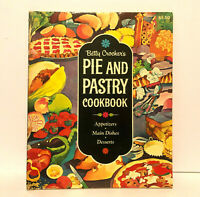 Vintage Betty Crocker's Pie and Pastry Cookbook 1968 First Edition