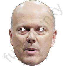 Chris Grayling uomo politico politico Biglietto Maschera Facciale. tutte le nostre Maschere sono pre-tagliati!