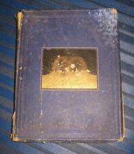 Hardcover Original 1850-1899 Antiquarian & Collectable Books