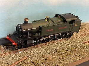 Airfix Oo Gauge 54150 2-6-2 GWR Prairie Tank Steam Loco 6110 - Green - Boxed