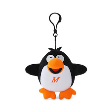"""Chilly The Penguin"" Mishimoto Drift Charm / Key Ring"