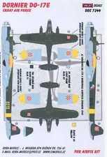 KORA Decals 1/72 CROATIAN DORNIER Do-17E Bomber