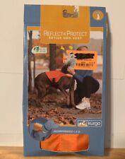 Kurgo Reflect & Protect Active Dog Vest LED Stripe Visibility Medium