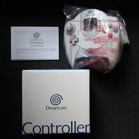 Brand New Official Genuine Original Sega Dreamcast Controller Gamepad DC Control