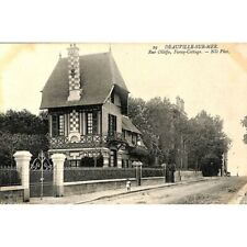 [14] Deauville - Rue Olliffe, Fancy-Cottage.