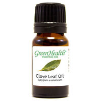 15 ml Clove Leaf Essential Oil (100% Pure & Natural) - GreenHealth