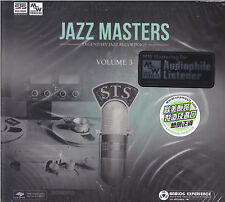 """Jazz Masters Vol.3"" STS Digital MW Coding Process Audiophile Reference CD New"