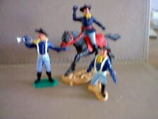 Timpo  American 7th Cavalry Plastic Toy Soldiers