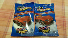 2 -- 2013 Hot Wheels Mystery Models Series 2 set A Car #9 in Foil/Pillow Packs