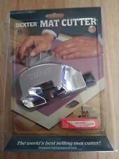 Dexter Mat Cutter New In Package, 5 Free Blades Included Worlds Best Mat Cutter!