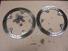 BMW R1150R R1150GS R1150RT R1150RS front disk brake rotors