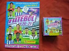 2021 PANINI   50 Pochettes FUTEBOL (Football portugais) !!!