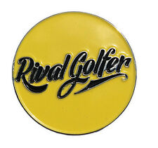 Golf Ball Marker - Insignia Lemon