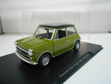 INNOCENTI MINI COOPER MK3 1300 1972 FABBRI AUTO VINTAGE LEO MODELS 1/24