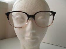 Warby Parker Laurel 615 52-17-140 Tortoise/Clear Frame w/Case