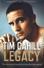 Legacy By Tim Cahill (Autobiography / Book / Hardback, 2015)