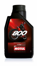 Motul 800 2T Factory Line Off Road Racing 100% Synthetic 1 Litre