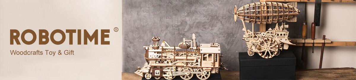 Robotime DIY Toy Store