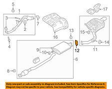 KIA OEM 11-13 Sorento 3.5L-V6 Exhaust System-Muffler Gasket 287513J000
