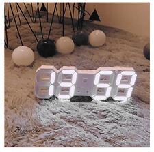 Alarm Clock 3D Models Electric Clocks Time Clocks Fashion Digital Clock