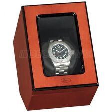 Original Beco Uhrenbeweger Atlantic Lichtsensorsteuerung für 1 Uhr Rosenholz