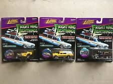 Johnny lightning Frightning lightning collection edition full set of 7
