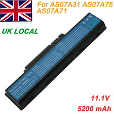 6 Cell Laptop Battery for Acer Aspire 5535 5536 5735 5738Z 5738G AS07A75 AS07A31