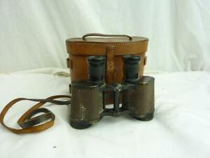 c.WWII Air Ministry Royal Air Force Binoculars Ref: 6E/293 AM, Wray London