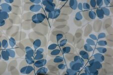 "Harlequin Scion Curtain Fabric Design ""lunaria"" 3 Metres Chalk Biscuit Etc"