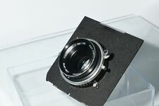 [EXCELL+++] Fuji Fujinon W 125mm F/5.6 Large Format Lens Toyo Board from Japan