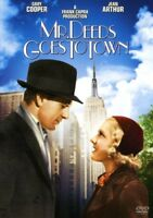 Mr. Deeds Goes to Town [New DVD] Black & White, Full Frame, Repackaged, Subtit