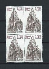 SERIE TOURISTIQUE - 1981 YT 2132 bloc de 4 - TIMBRES NEUFS** MNH LUXE