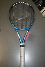 Dunlop Precision 100  | L3 4 3/8 | USED | New Overgrip | Free USA Ship
