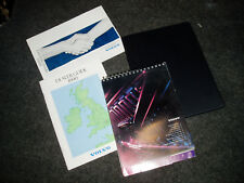 Volvo wallet - from 1990 (add your specific model handbook from that period....)