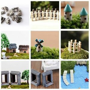 DYI Mini Craft Figurine Plant Pot Garden Ornament Miniature Fairy Garden Decor
