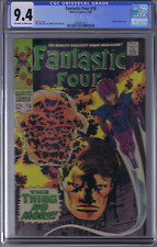 Fantastic Four  #78 Marvel 1968 CGC 9.4 (NEAR MINT )