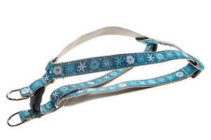 Sassy Dog Wear Adjustable Dog Harness - Snowflakes