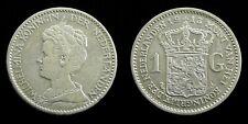 Netherlands - 1 Gulden 1913 Zeer Fraai+