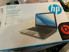 "New HP ENVY TouchSmart Ultrabook 4-1115dx 14"" I5-3317U 4Gb 500GB Windows 8"