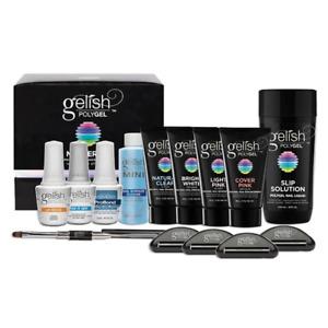 Gelish PolyGel Nail Enhancement System - (Master Kit)