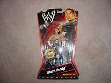 WWE Mattel Basic 4 Matt Hardy #1/1000 Limited Edition Figure, Elite, TNA, WWF