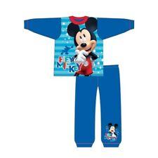 Boys Official Disney Mickey Mouse Pyjamas Pajamas PJs Gift Age 3-4 Years