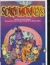 """AS NEW"" Popper, Garry, Scary Monkeys: Going Ape!, Book"