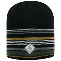 UCF Central Florida Kinghts Beanie Uncuffed Winter Knit Hat Cap Toque NEW